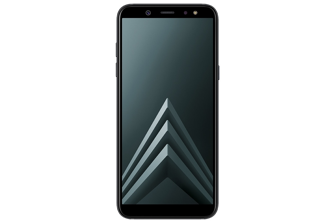 Galaxy A6 DUOS Black