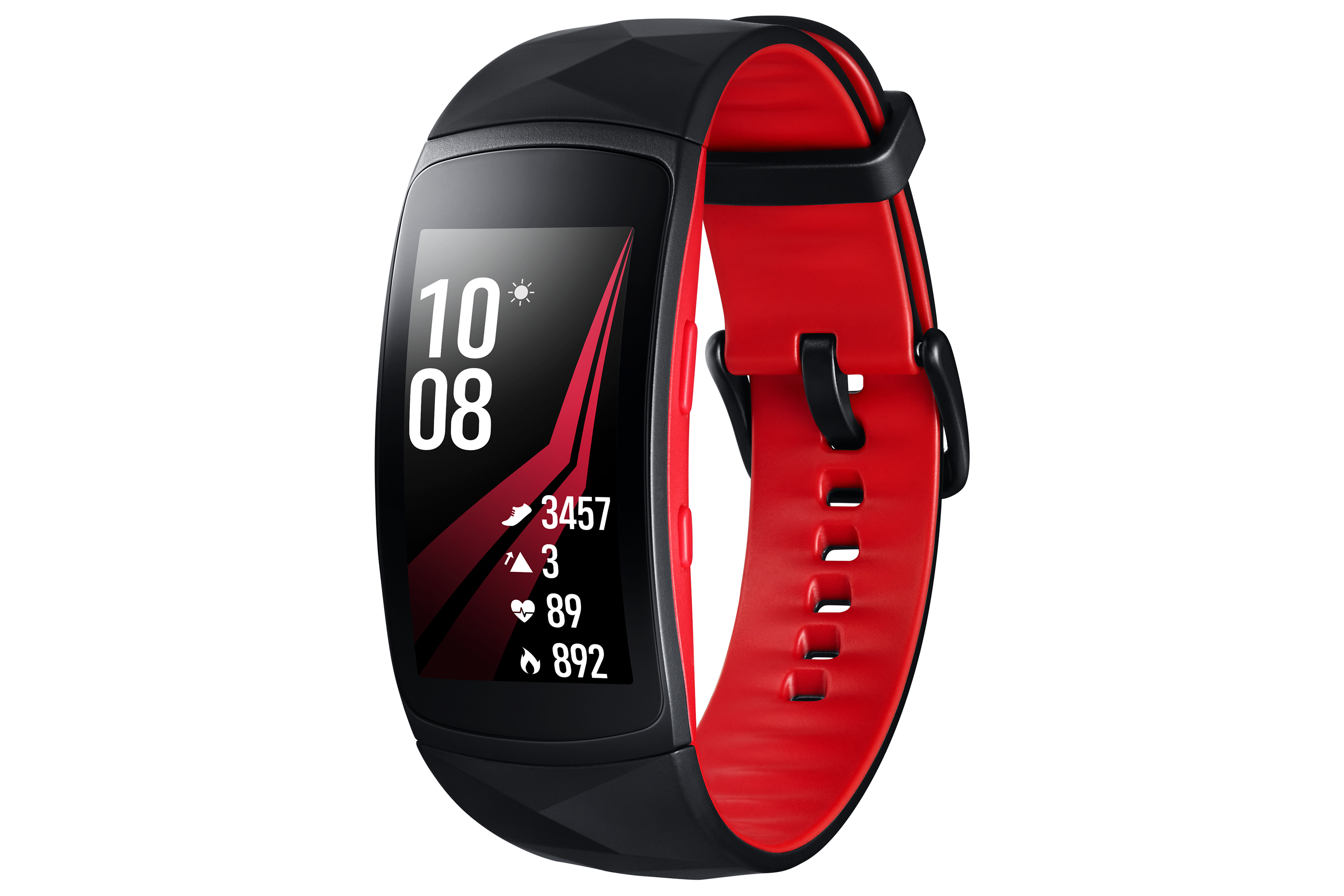 Gear Fit2 Pro Red (Taille S)