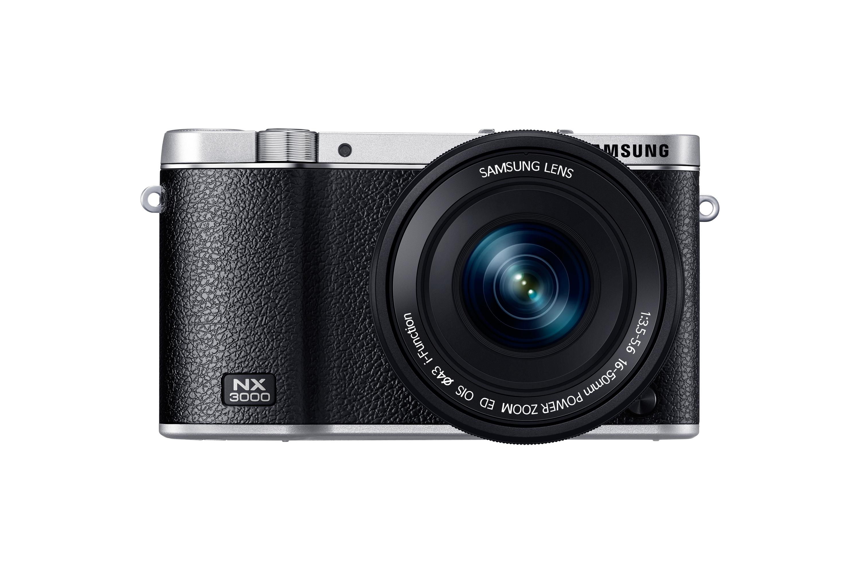 NX3000 (16-50 mm Power Zoom, Flash)