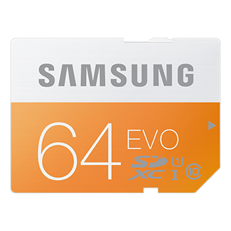EVO SD Carte