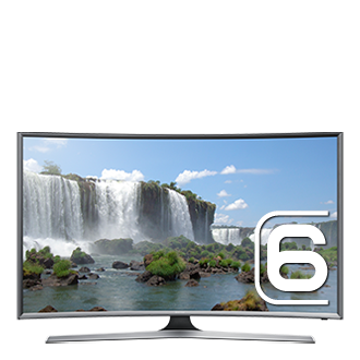 48 Full HD Curved Smart TV  J6370 Series 6