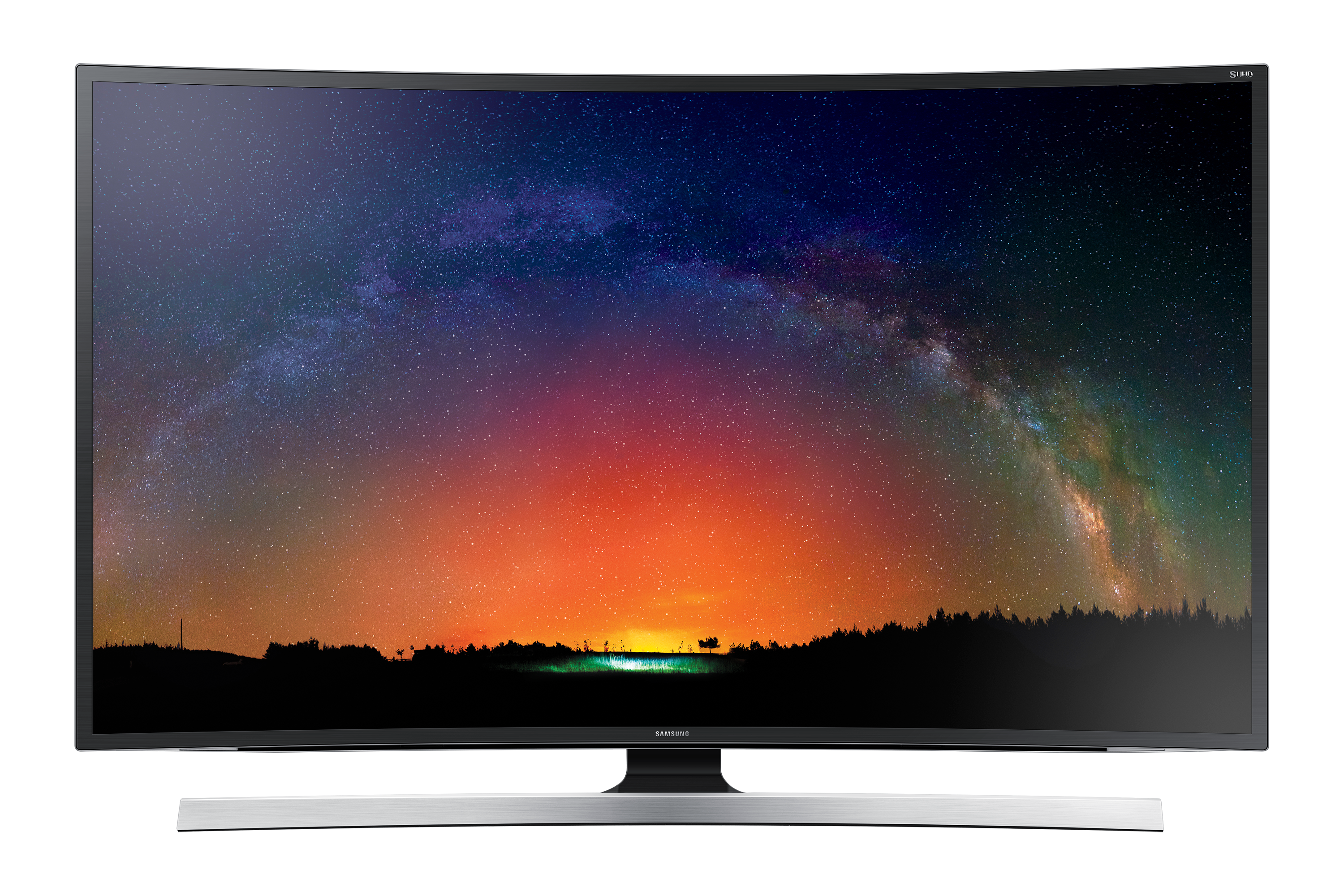 "55"" SUHD 4K Curved Smart TV  JS8580 Series 8"