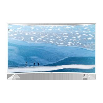 55 UHD 4K Curved Smart TV  KU6510 Series 6