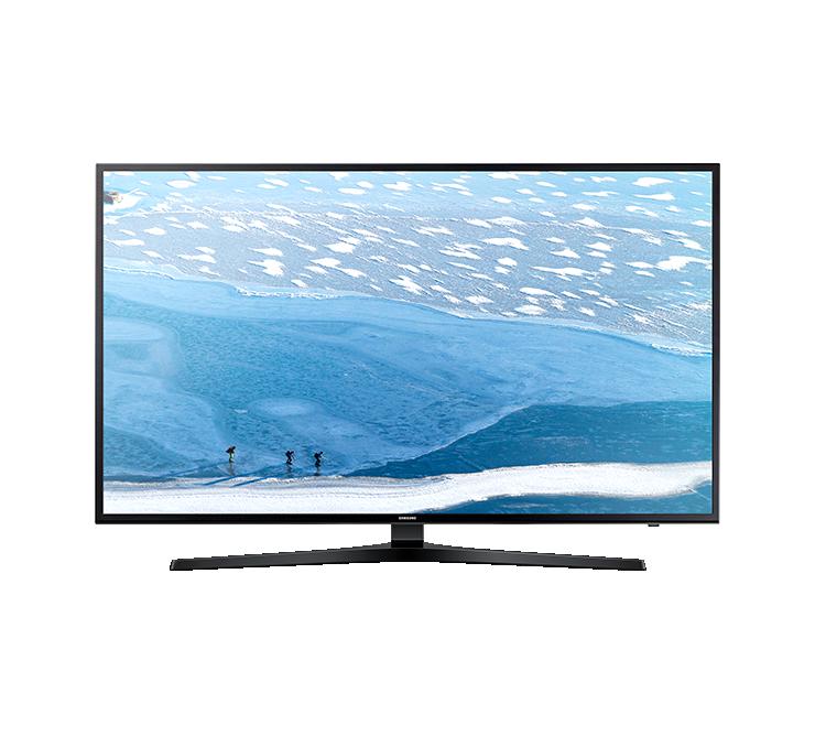 """55"""" UHD Flat Smart TV  KU6070 Series 6"""