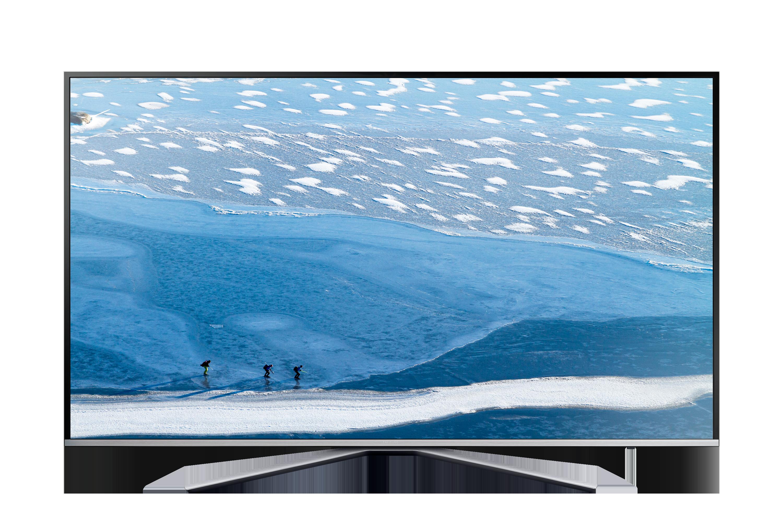 "49"" UHD 4K Flat Smart TV  KU6400 Series 6"