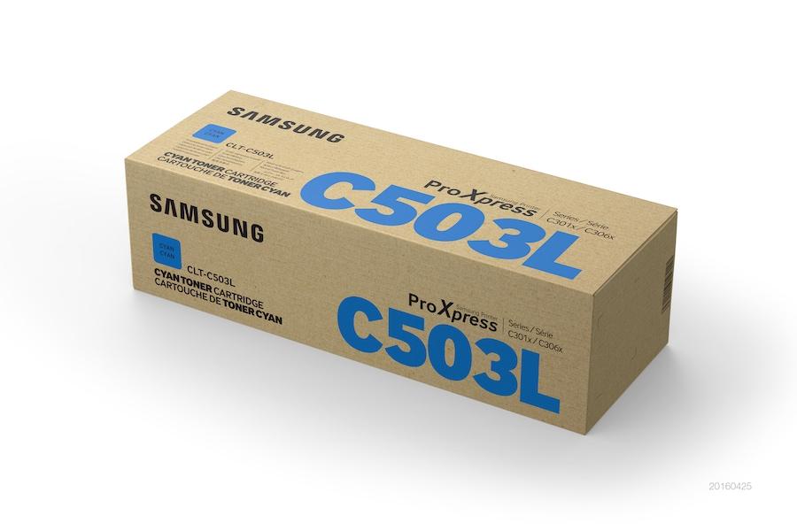 Toner Cyan C503L Box