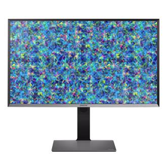 32 Profi-Monitor U32D970Q mit akkurater Farbwiedergabe