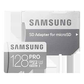PRO microSD Karte (SD Adapter)