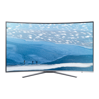 43 UHD 4K Curved Smart TV  KU6500 Series 6