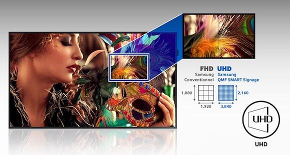 Attirez les clients et améliorez l'identité de votre marque grâce au réalisme et à la qualité des images UHD.
