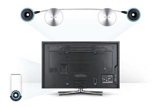 Le complément idéal pour votre téléviseur Samsung