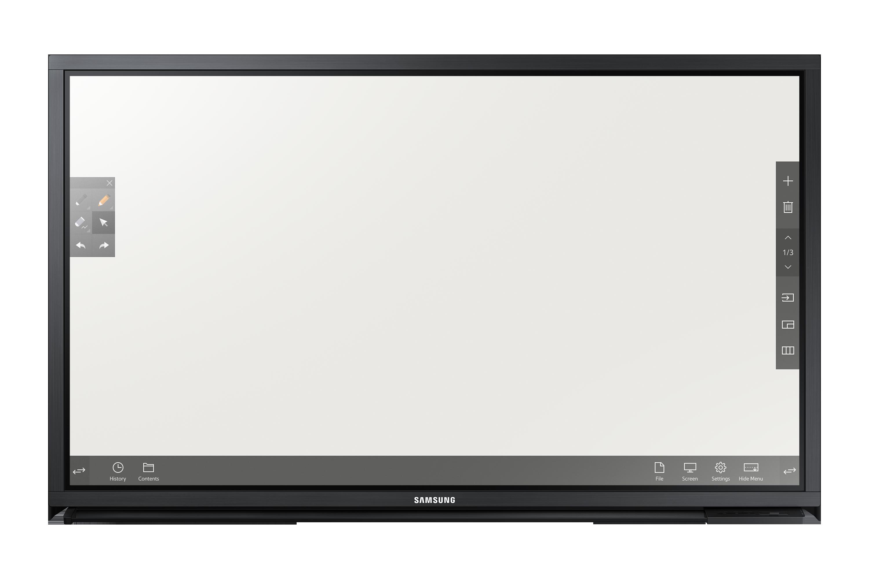 "82"" SMART Signage Touch LED  DM82E"