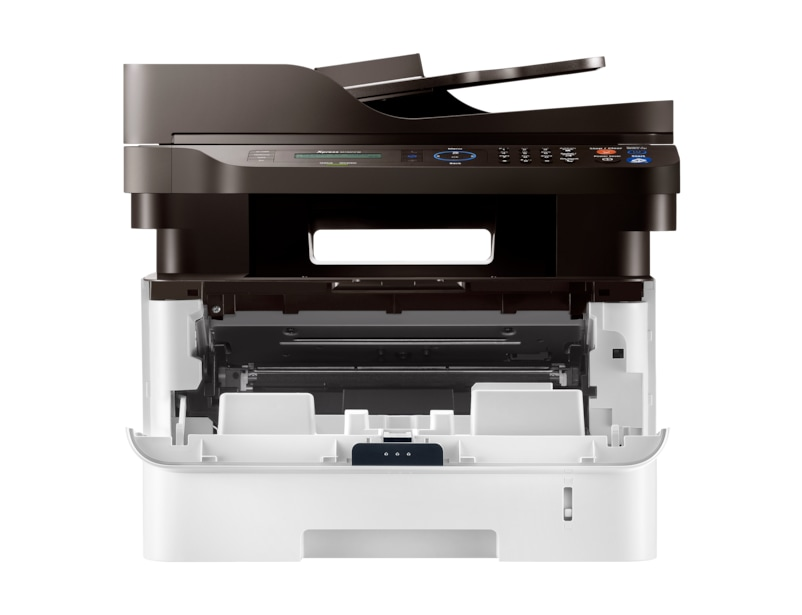 Front Open-Toner-Out White