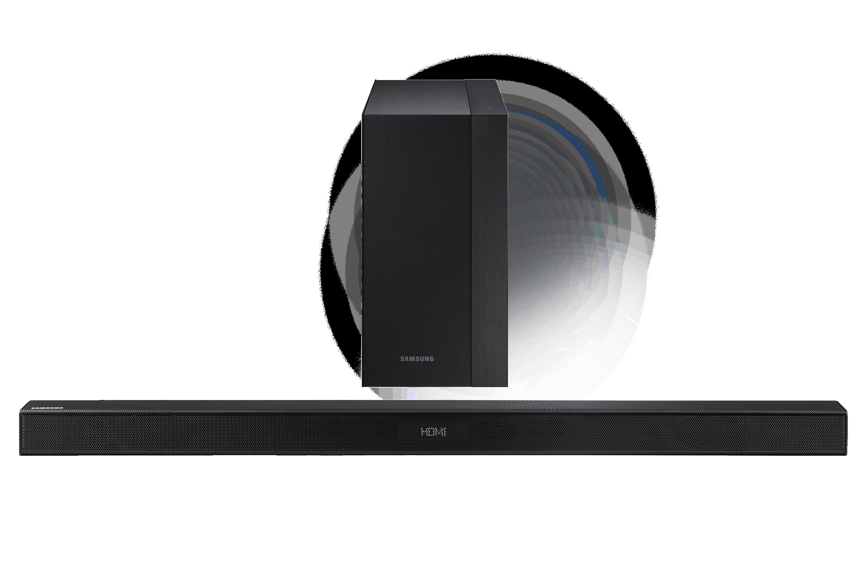 2.1 Soundbar  300 W HW-K450 Series 4