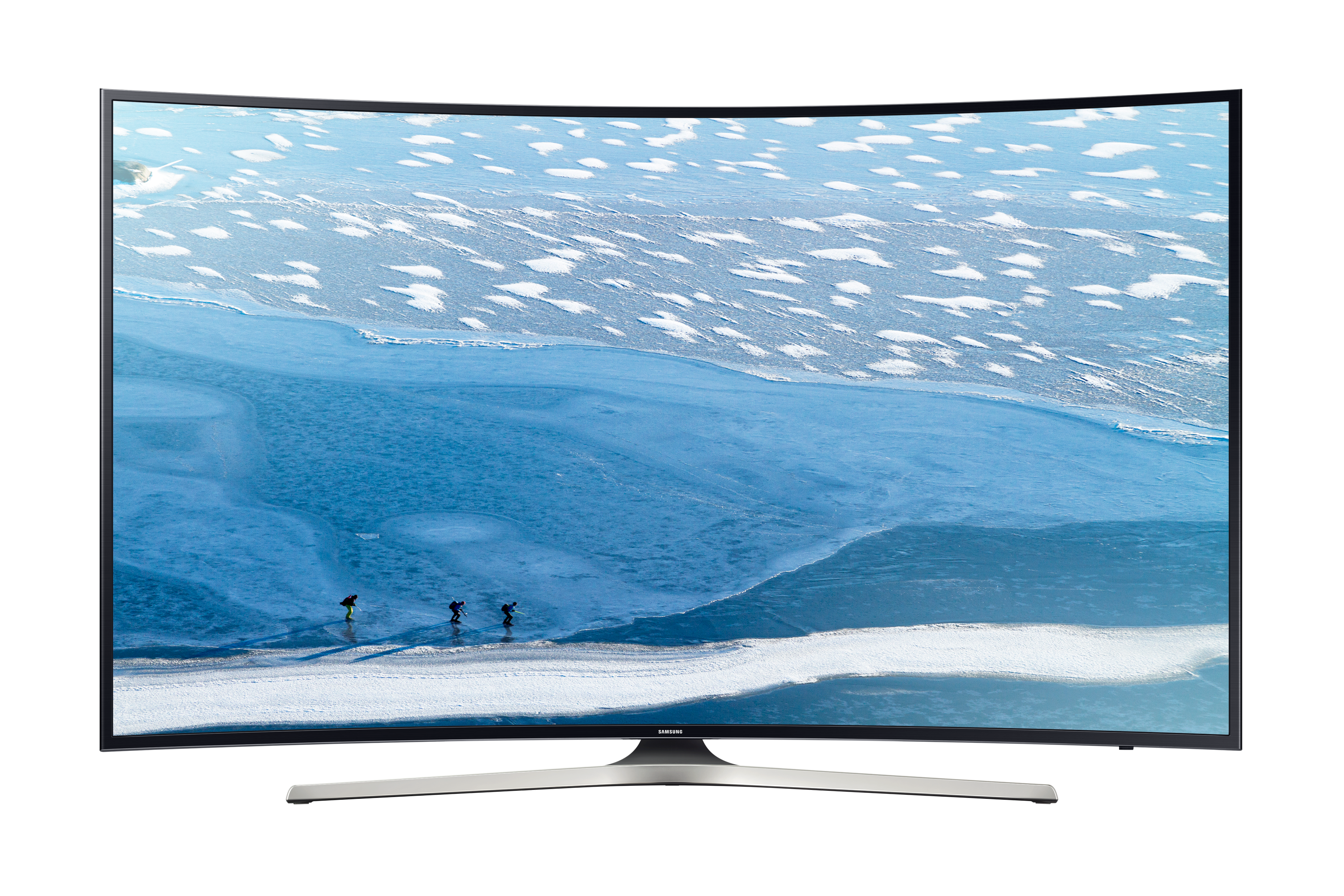 "65"" UHD 4K Curved Smart TV  KU6170 Series 6"