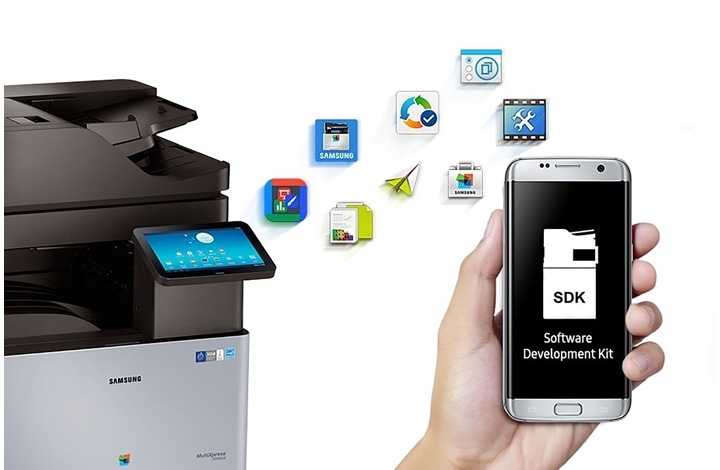 Le Smart UX Center Software Development Kit, maintenant compatible avec les terminaux mobiles