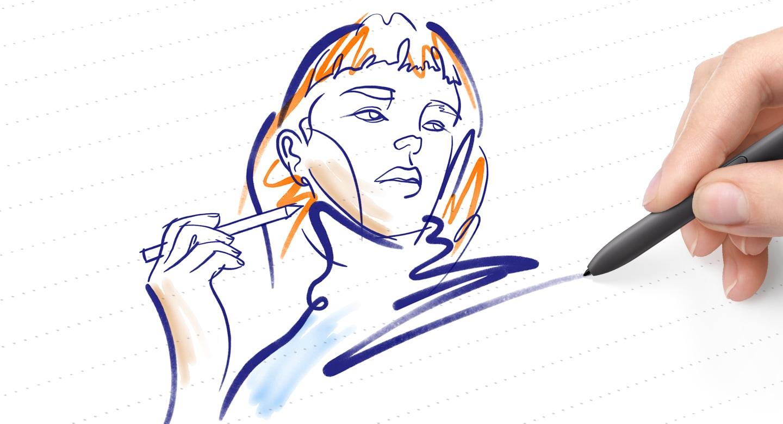 Inspírate con el S Pen