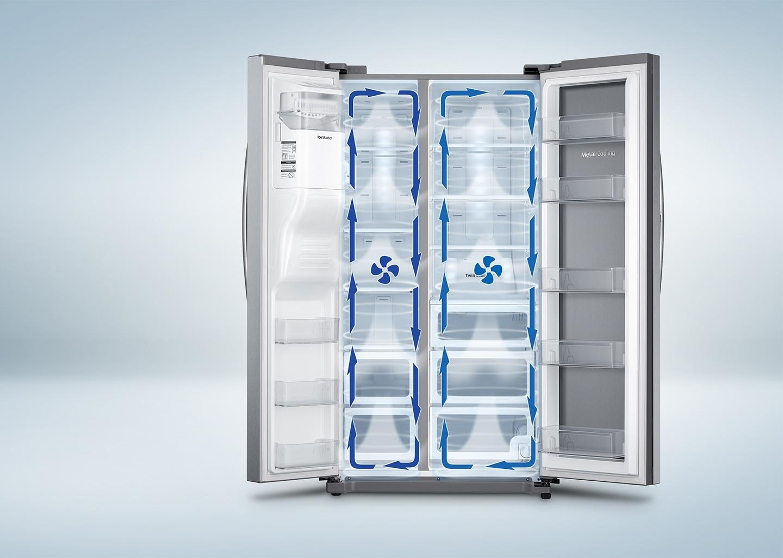 Refrigeración individual optimizada