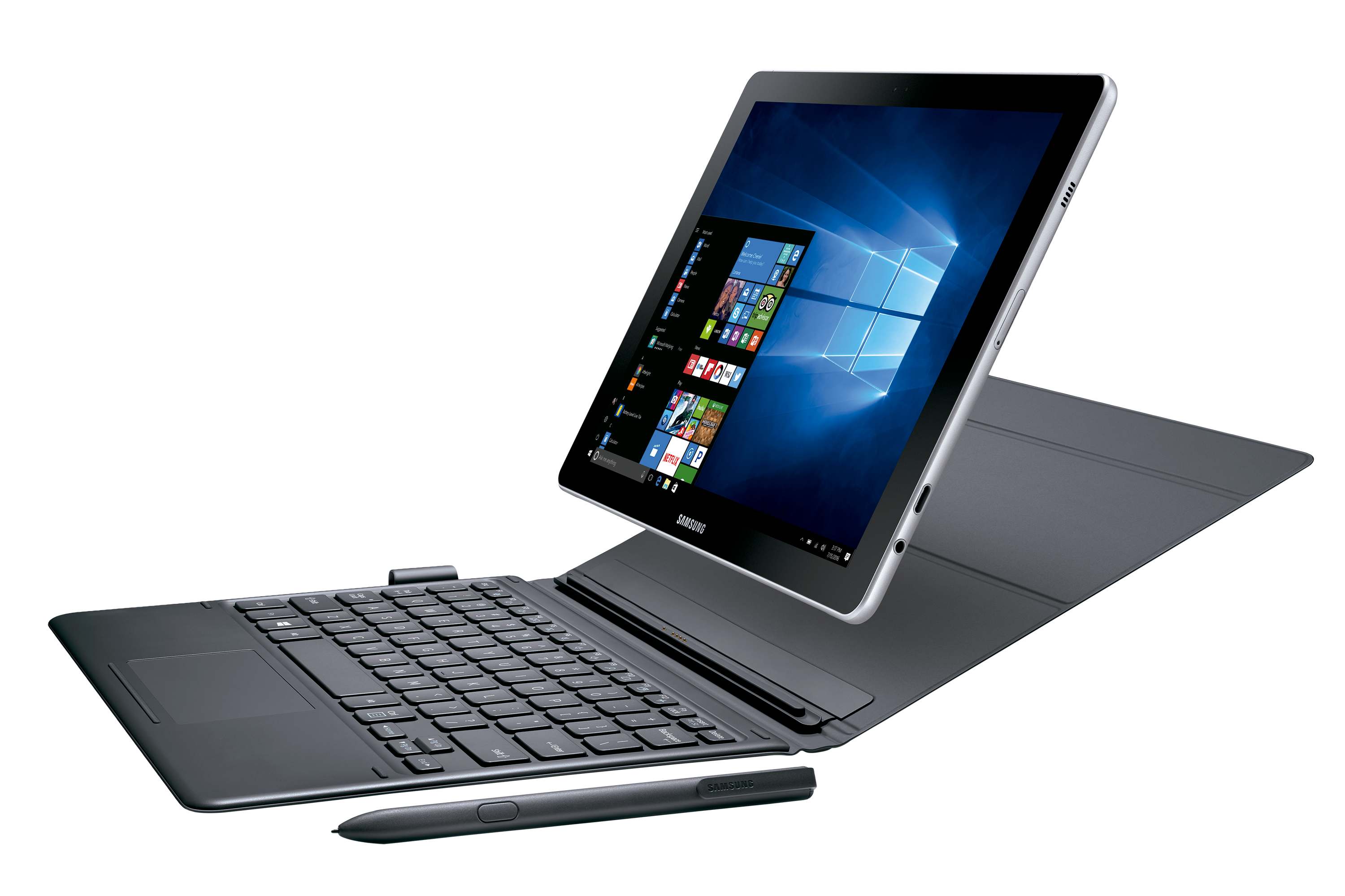 Galaxy Book (10.6'', Wi-Fi) con S Pen
