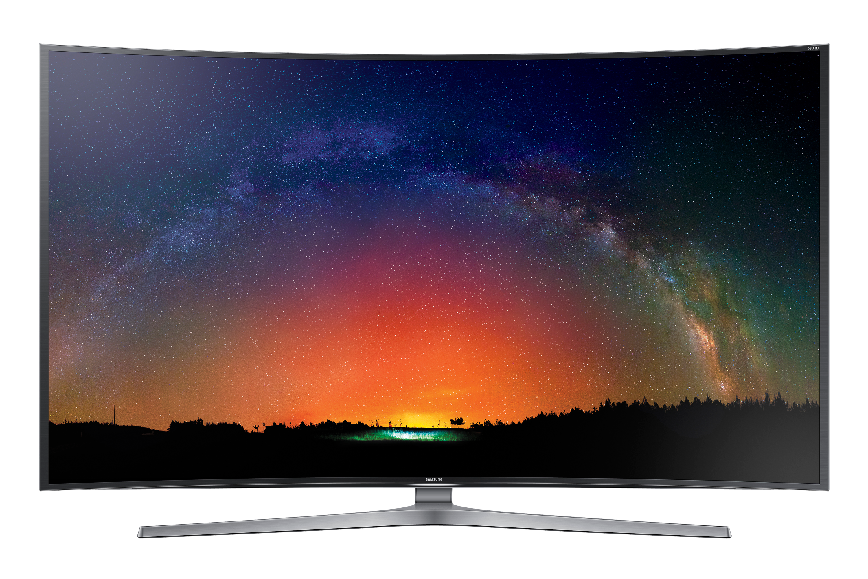 "55"" SUHD 4K Curved Smart TV JS9000 Series 9"