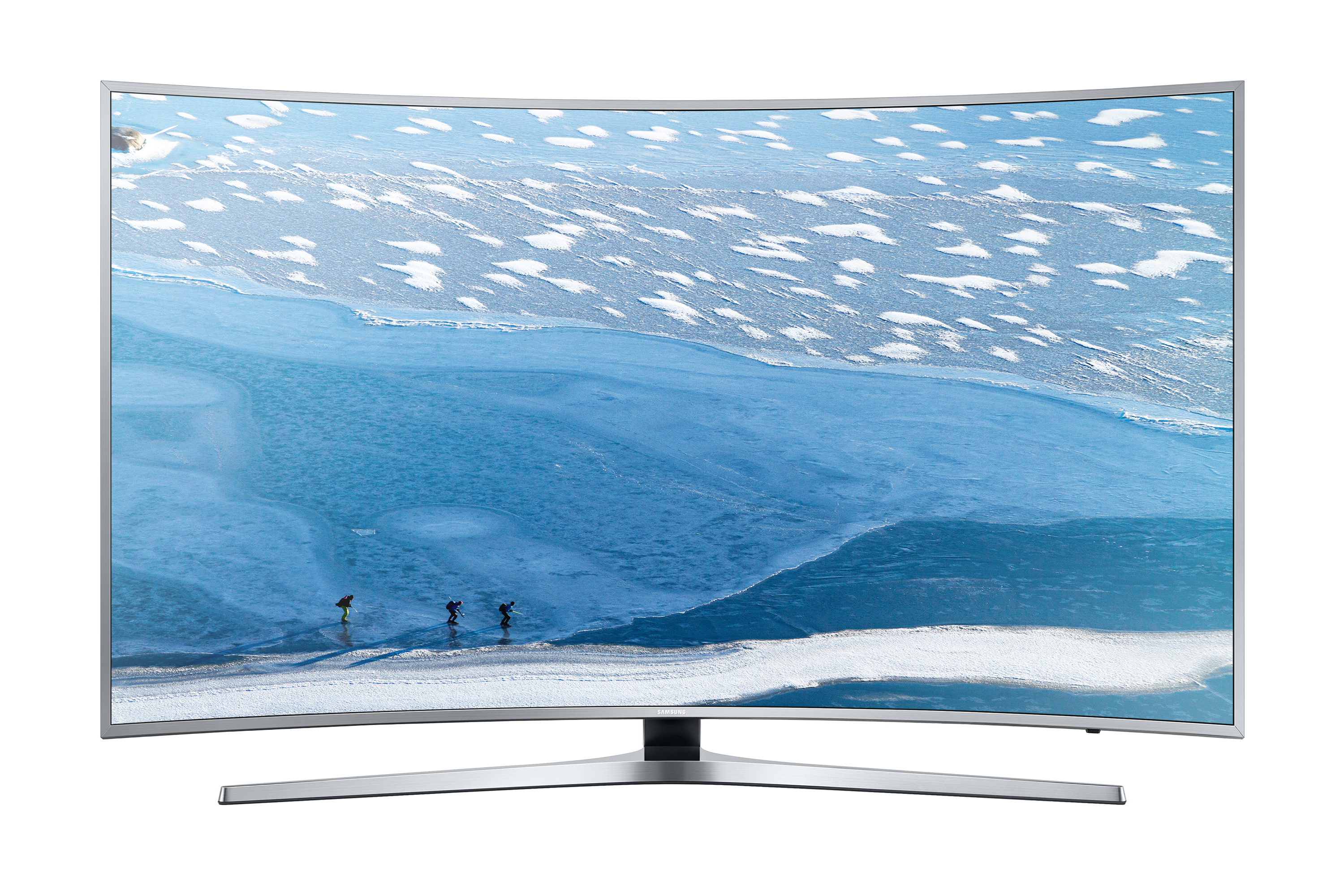 "65"" UHD 4K Curved Smart TV KU6500 Series 6"