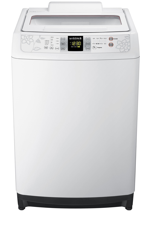 Lavadora de carga superior con tecnología Wobble, 13 kg POSEIDON MAX2