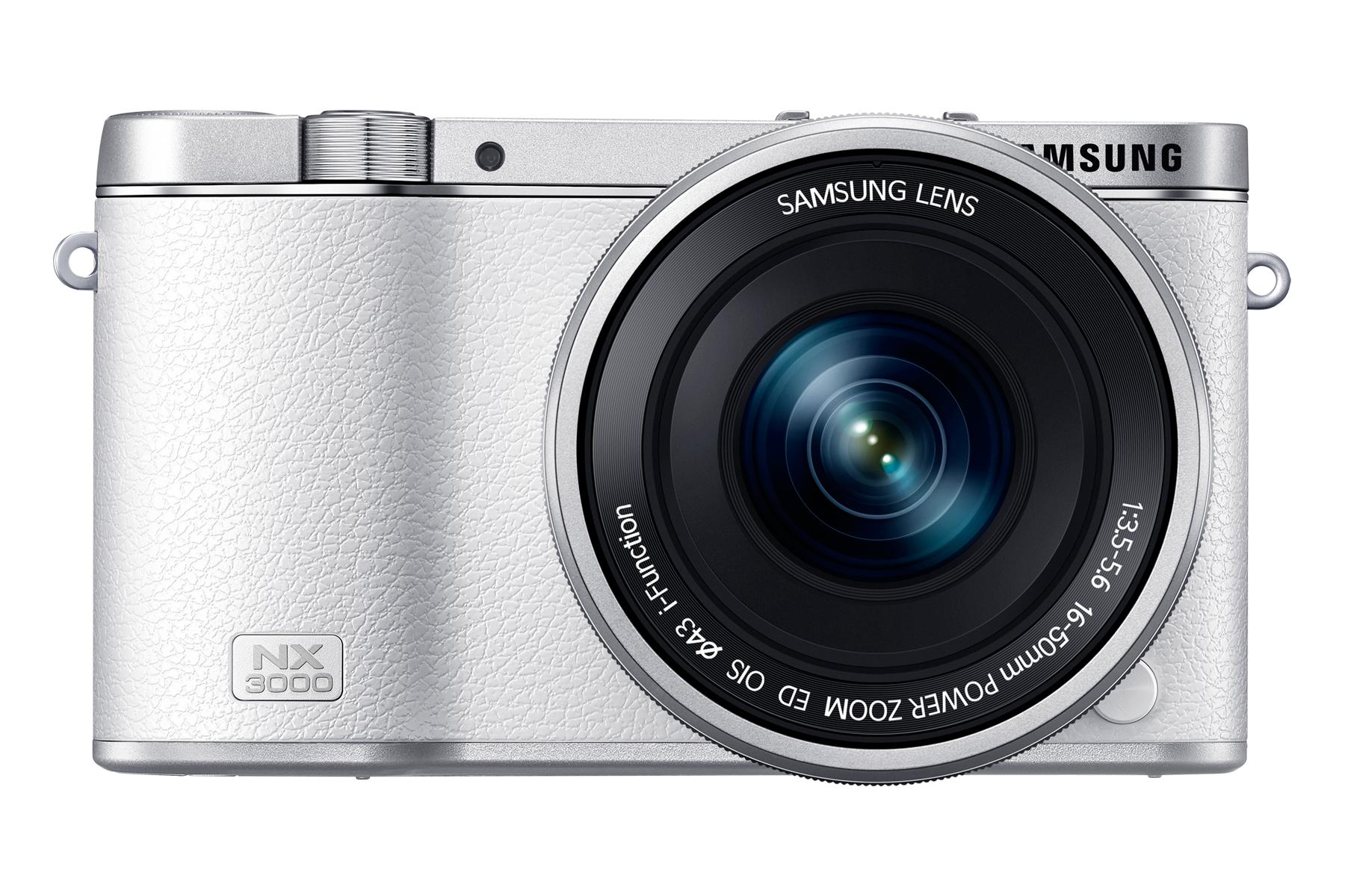 NX3000(20-50mm 和 50-200mm双镜头套机)