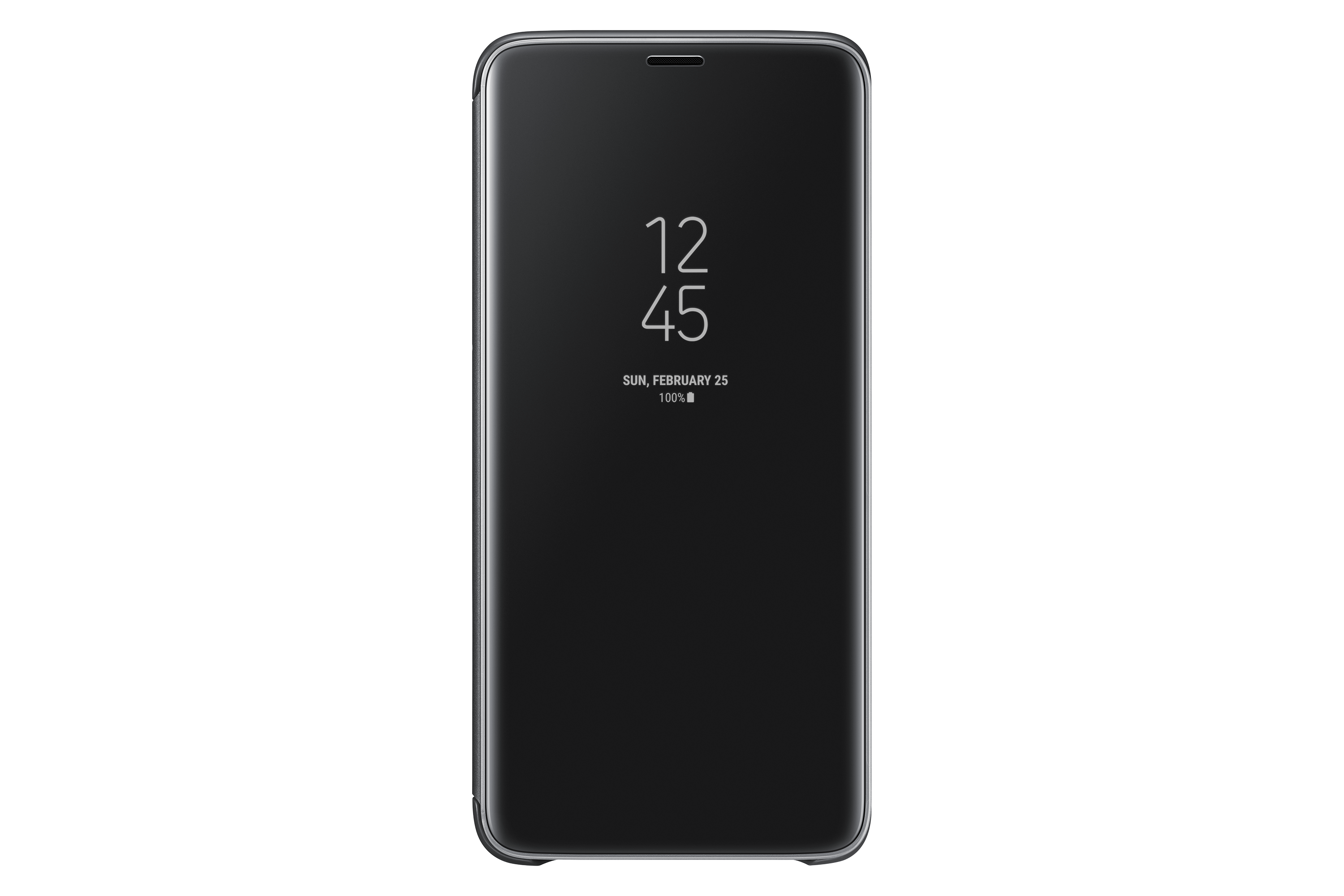 Clear View Standing Cover for Galaxy S9+
