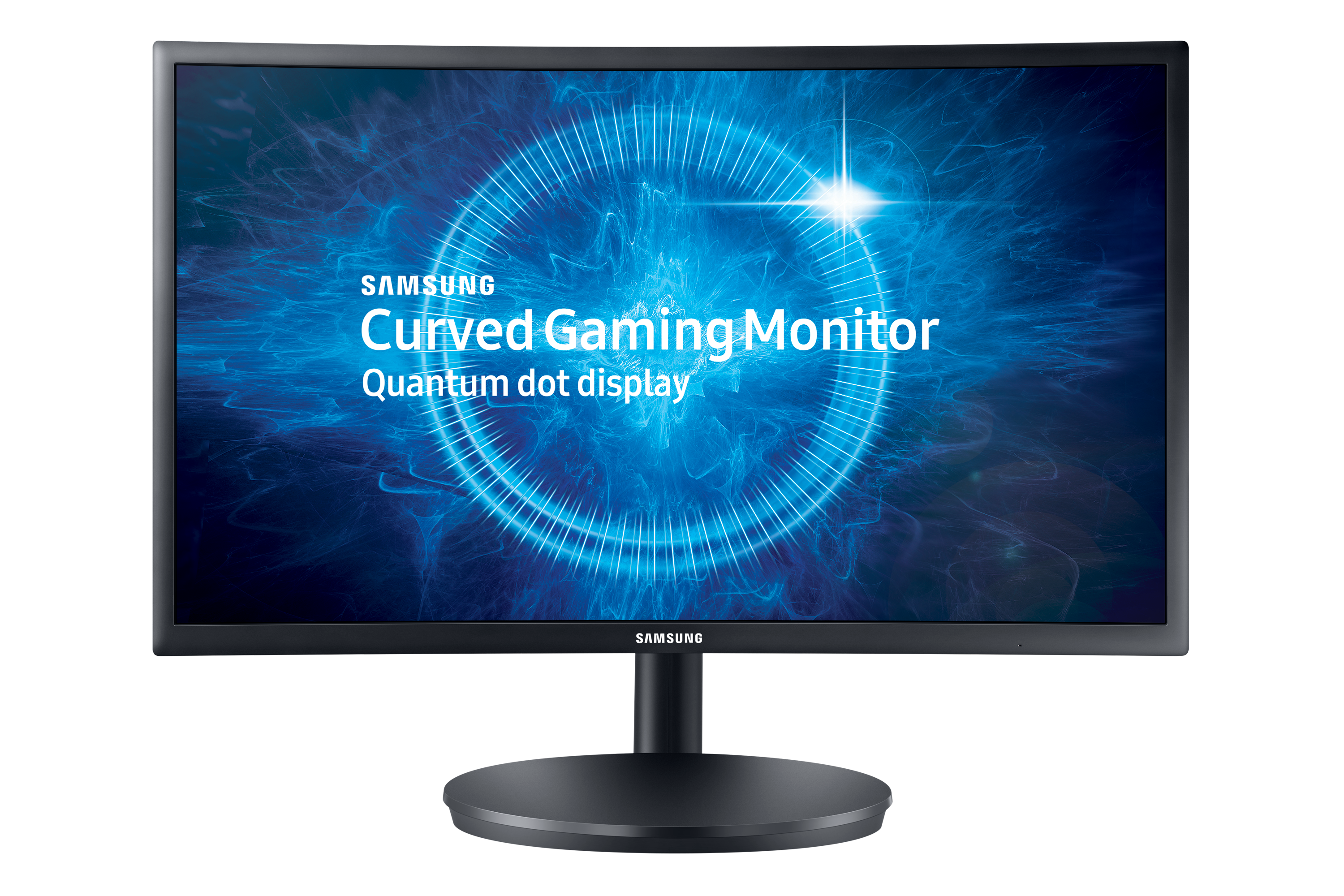 "24"" Curved Gaming monitor con the super-fast and smooth gameplay"