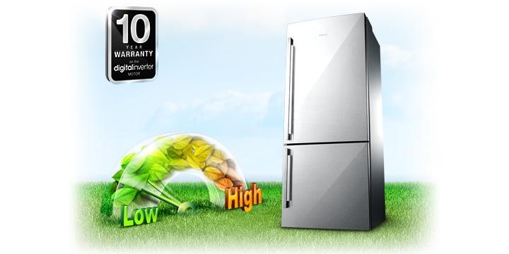Disfruta de ahorros en energía, silencio y una garantía de 10años