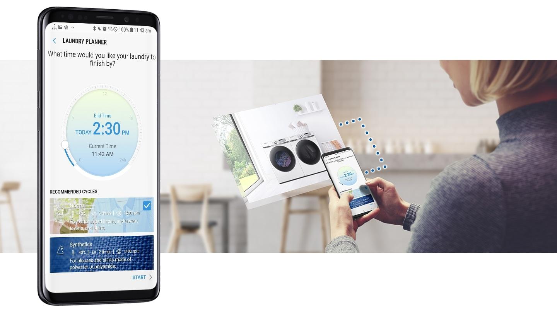 Lavado optimizado con inteligencia artificial