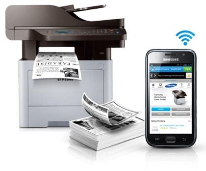 Mejora la productividad con funciones versátiles que van desde impresión a doble cara hasta seguridad