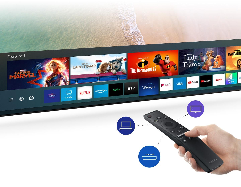 Controla todos tus dispositivos con One Remote