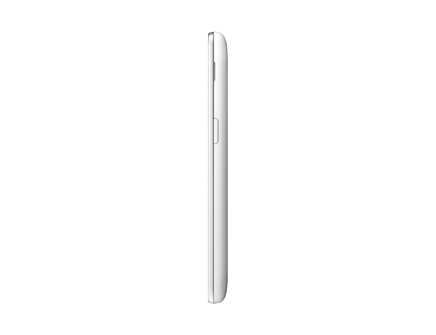 Samsung Ace Style: Lateral Blanco