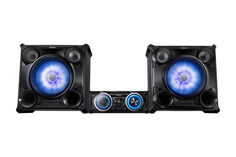 MX-FS8000 Dinámico Negro