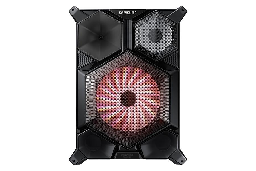 MX-JS9000 Frente Negro