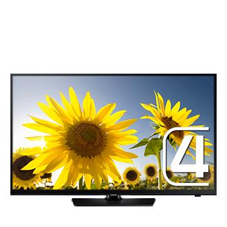 48 HD Plano Smart TV H4203 Serie 4