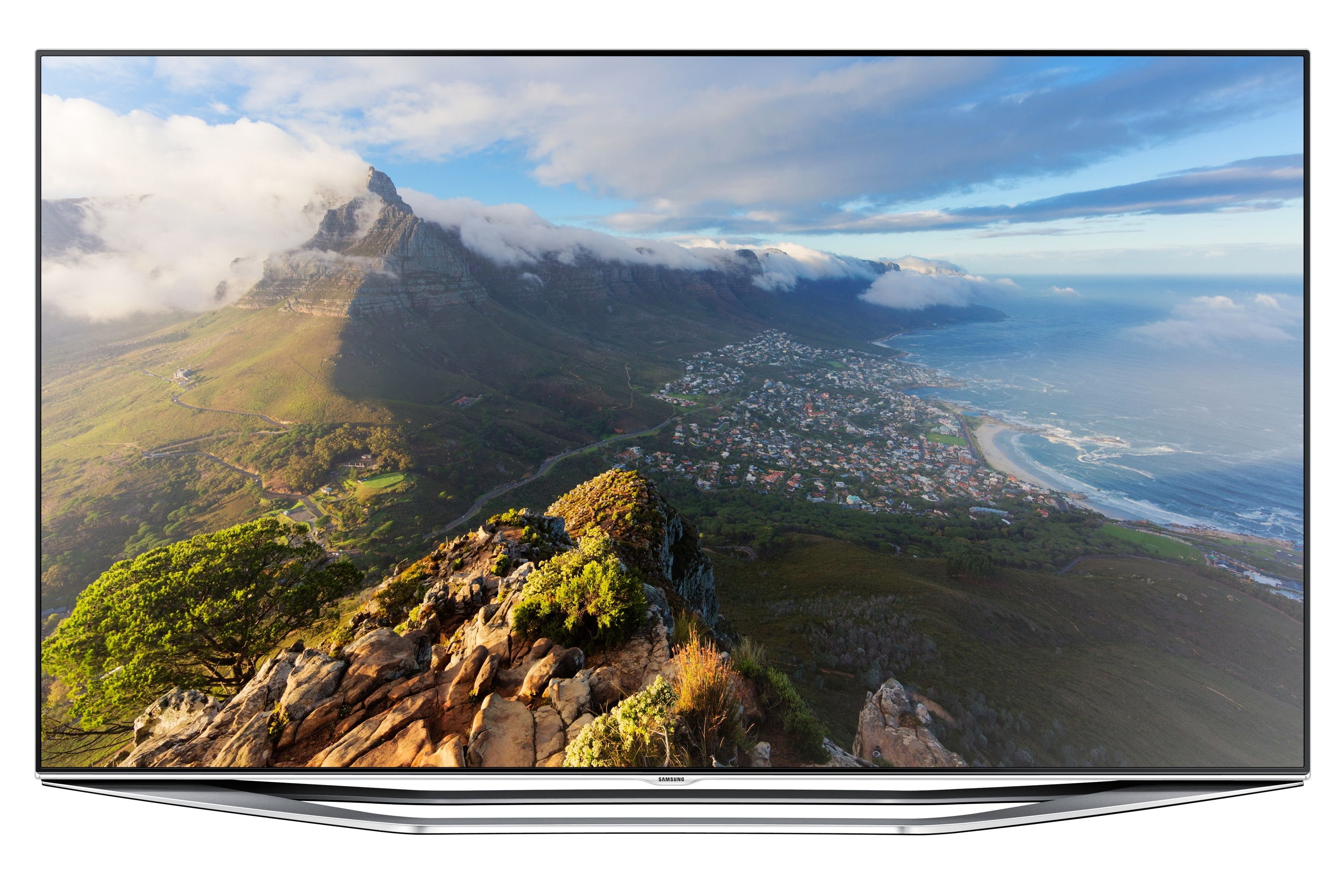"55"" Full HD Plano Smart TV H7100 Serie 7"