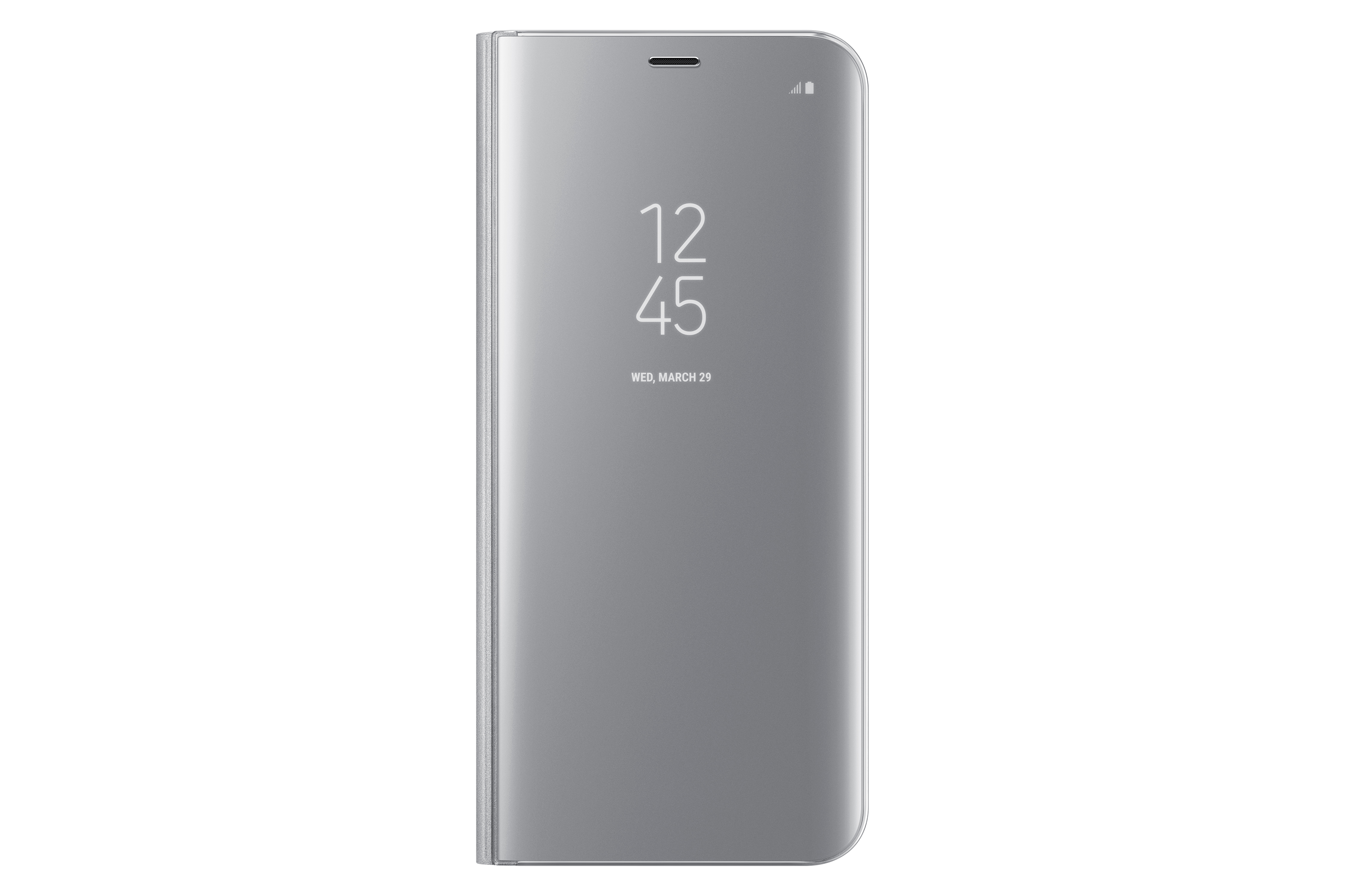 S8+ Clear View Standing Cover