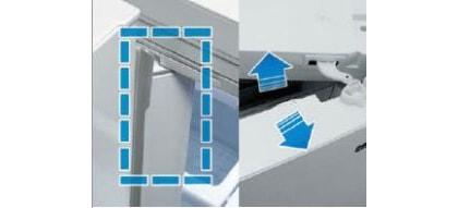 Funkce CoolSafe Lock