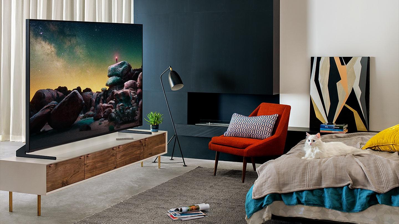 Vnímejte obraz, ne televizor