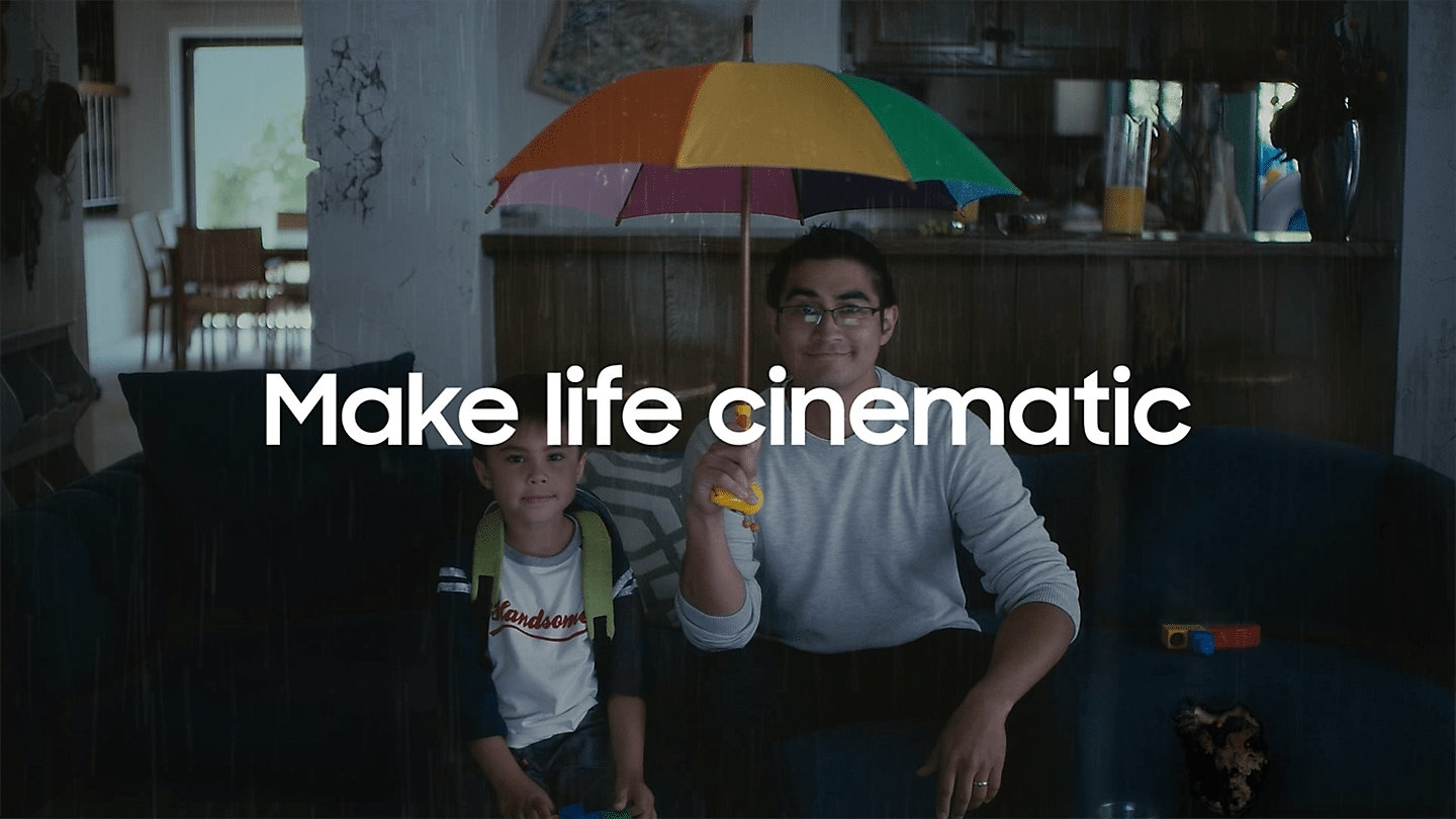 Make Life Cinematic
