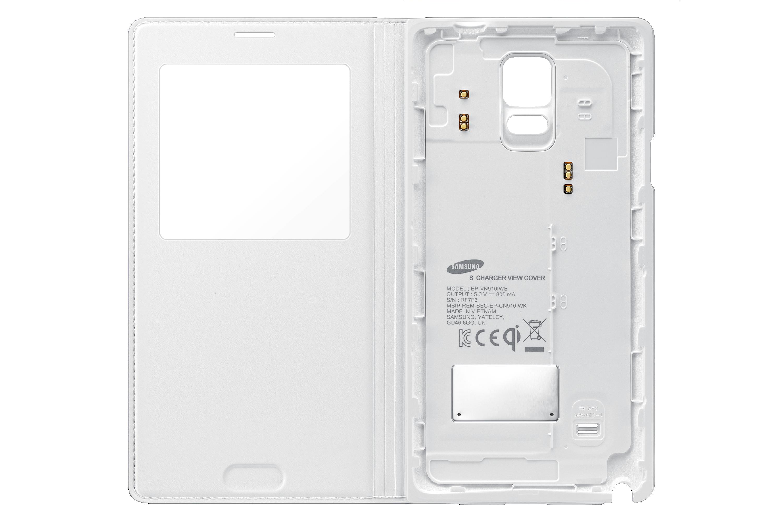 S View kryt pro bezdrátové nabíjení (Note 4)