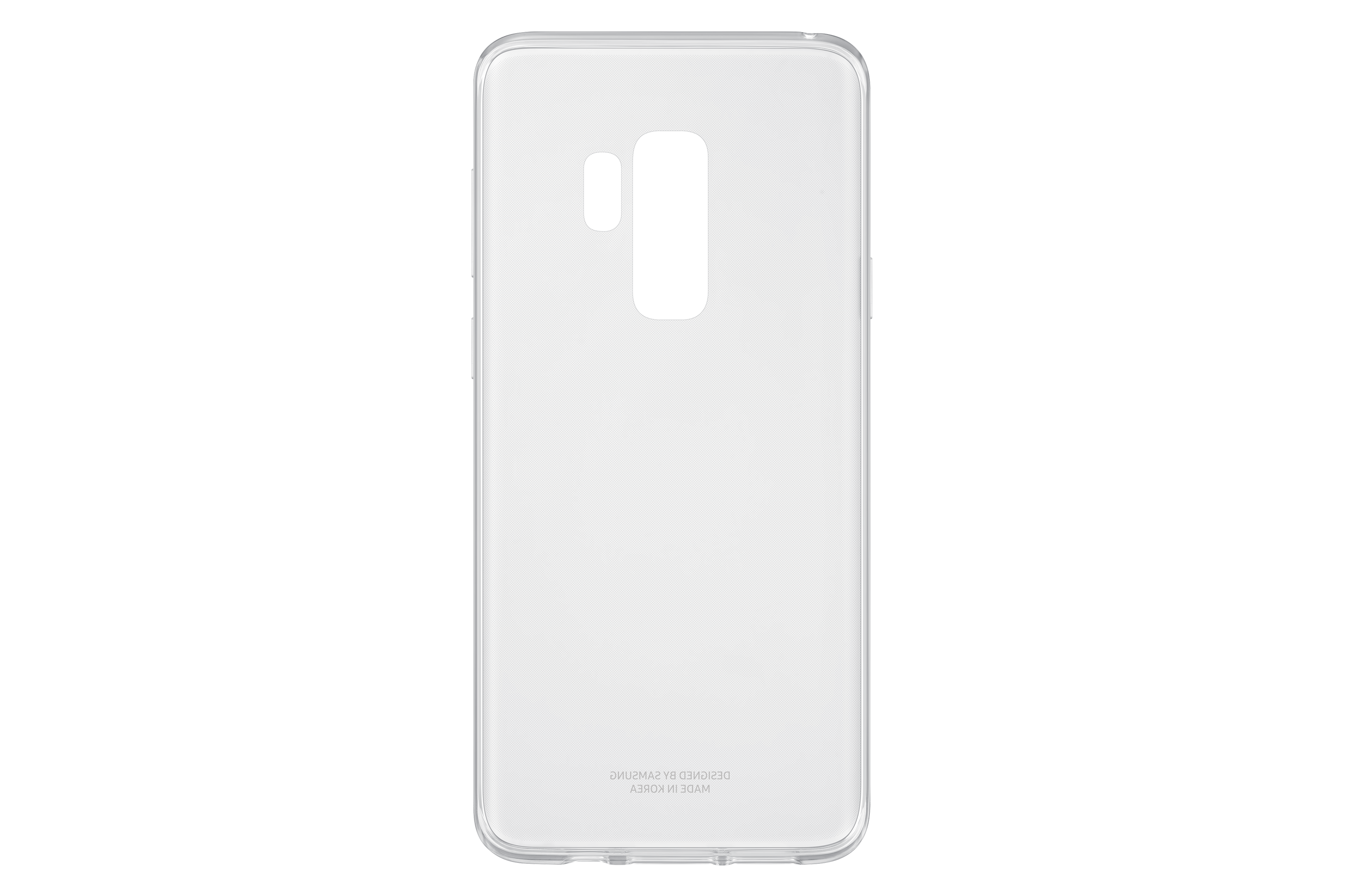 S9+ Clear Cover