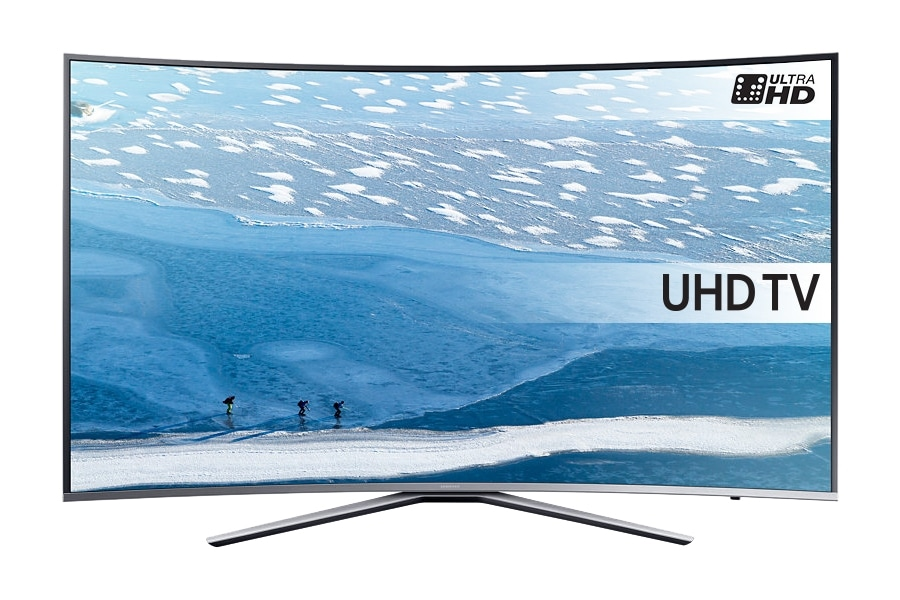 "49"" UHD 4K Prohnutá Smart TV UE49KU6502U Série 6"