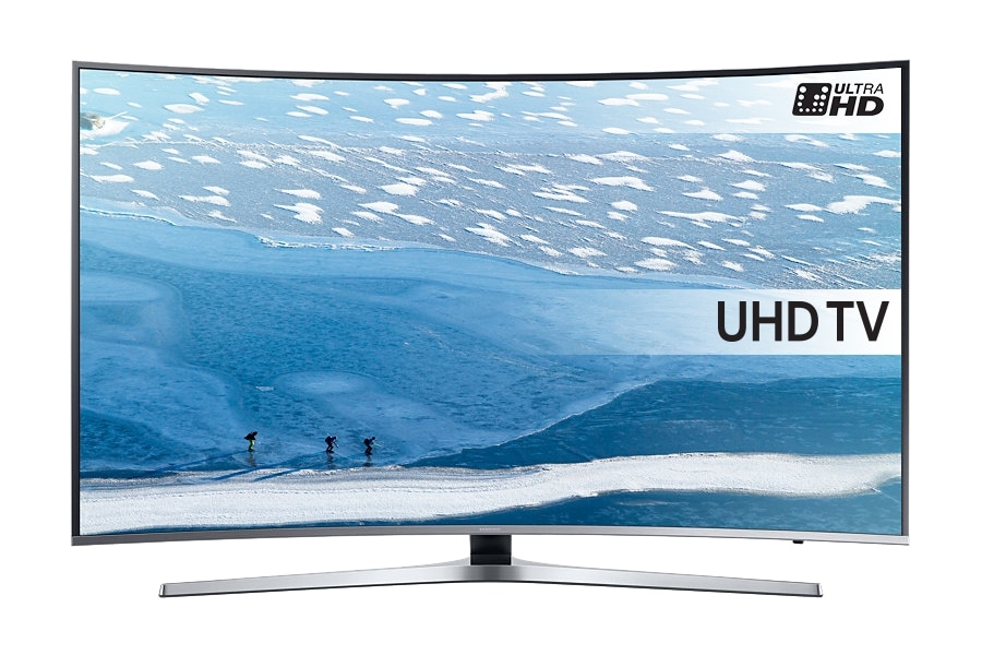"49"" UHD 4K Prohnutá Smart TV UE49KU6672U Série 6"