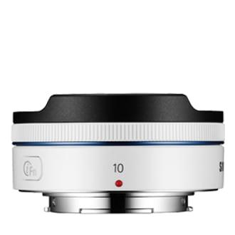 NX Objektiv Rybí oko 10 mm