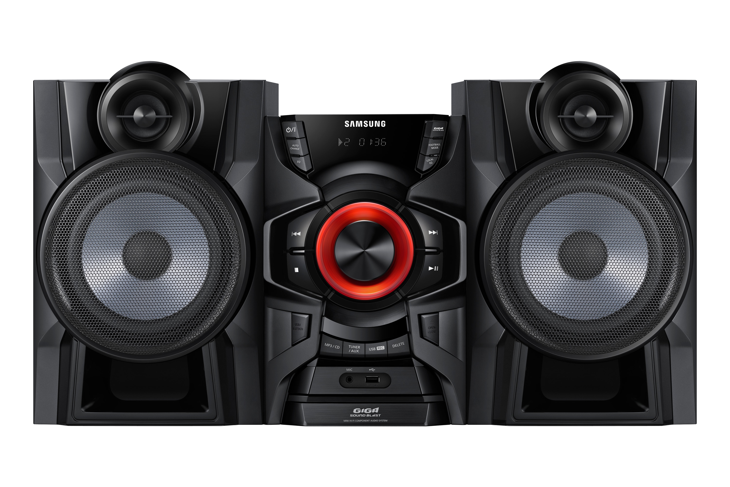 2.0Ch Mini Audio System H730