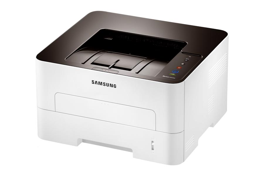 Xpress M2825ND  Černobílá Laserová tiskárna (28 ppm) M2825ND Zprava Z Úhlu Bílá