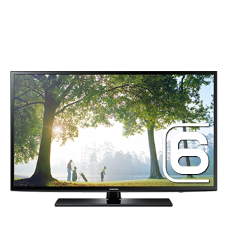 40 Full HD Smart TV  UE40H6203 Série 6